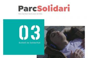 Arriba el tercer número de 'Parc Solidari'